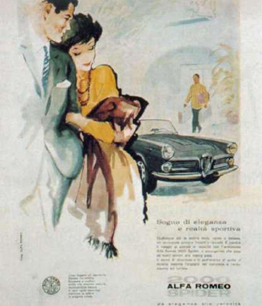 de Alfa 2000 y 2600.