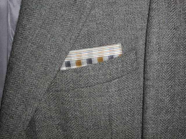 Aquascutum pocket square on eBay  1e969ff656df